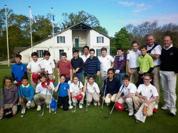 club rencontre golf